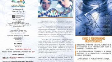 Corso di aggiornamento medico scientifico epigenetica...
