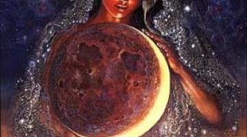 Eclissi lunare 27 luglio 2018